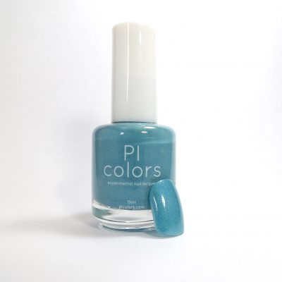 Palm Waters.017 Soft Green Blue Nail Polish