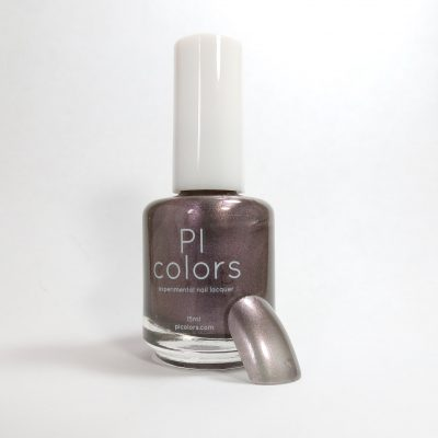 Twilight Moon.068 Nail Polish Chrome Muted Rose Purple