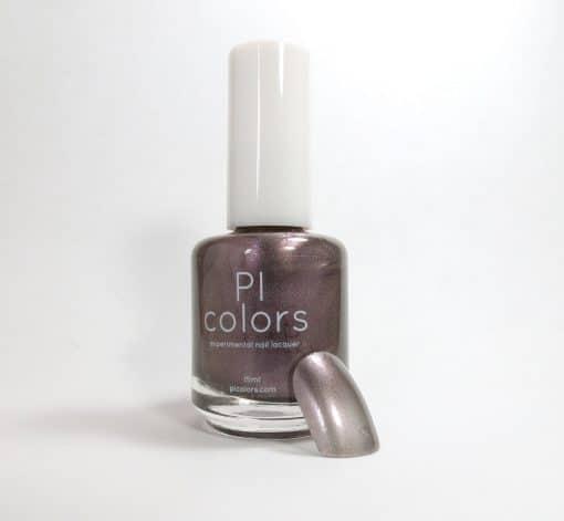 Twilight Moon.068 Nail Polish Chrome Muted Rose Purple