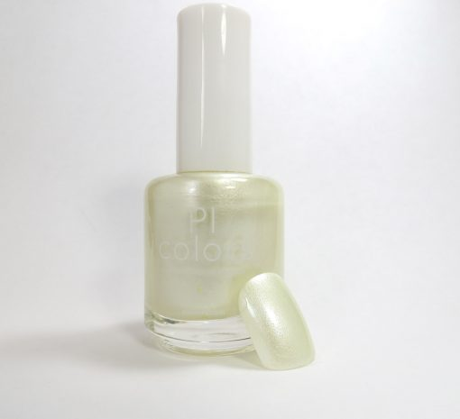 Ultralight.001 Pale Yellow Nail Polish Satin Creme