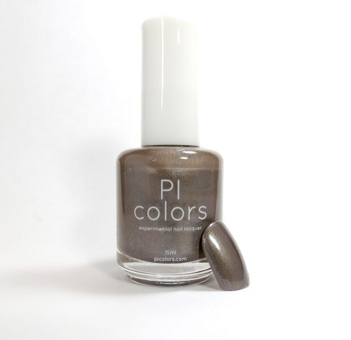 Woodland Night.006 Nail Polish Shimmer Brown Blue
