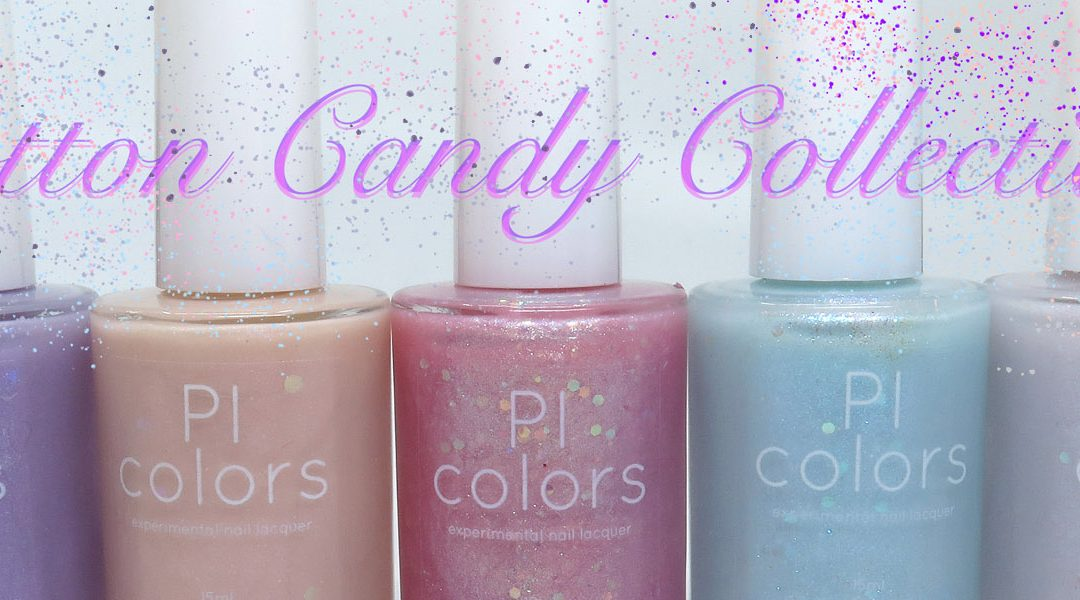 Cotton Candy Collection Released!