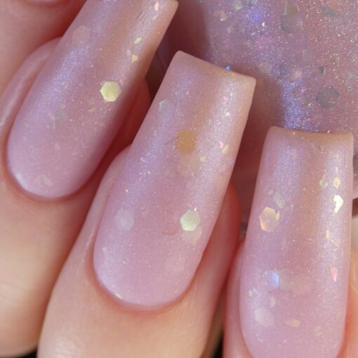 Special Week.000 Pale Pink Nail Polish by PI Colors