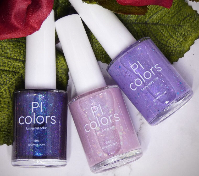 Pretty Derby Trio Nail Polish by PI Colors